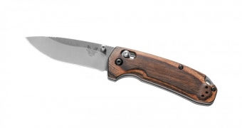 Benchmade NORTH FORK Wood