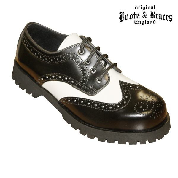 new products fb783 ebf73 BOOTS & BRACES BUDAPESTER